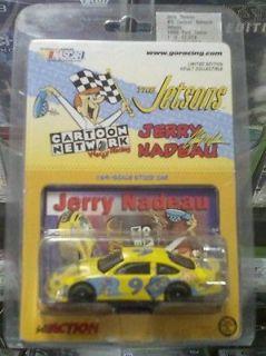 1999 Act 1/64 #9 Jerry Nadeau Cartoon Network The Jetsons NASCAR