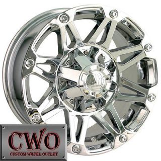 Mayhem Riot Wheels Rims 8x180 8 Chevy GMC 2500 HD New Body 2011 2012