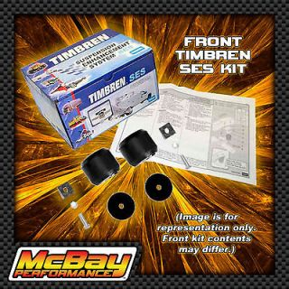 TIMBREN FRONT SNOWPLOW LEVELING KIT SES SUSPENSION LIFT SET 4X4 4X2