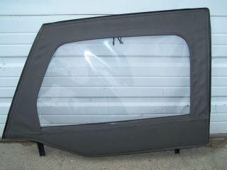 Soft Top Storage Hanger 07 13 Jeep Wrangler Jk 4 Door