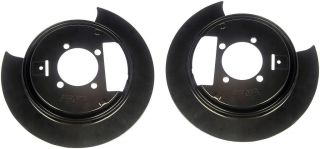 newly listed dorman 924 209 wheel dust shields brake dust