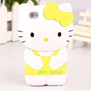 Newly listed Lovely Hellokitty Girl 3D Back Silicone Case Cover Skin