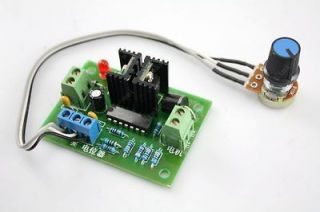 12v 24v 3a dc motor speed control pwm hho rc