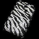 For Samsung CHAT CH@T335 S3350 S3353 Bling Diamond Crystal Rhinestone