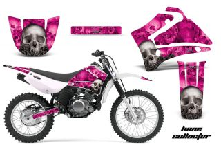 AMR RACING OFF ROAD MOTORCYCLE DIRT BIKE MX DECAL KIT YAMAHA TTR 125