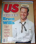 Playboy July 1996 Bruce Willis Michael Jackson humor Courtney Love