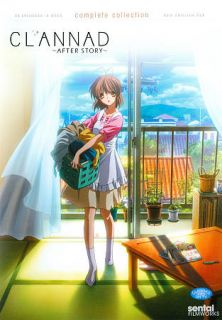 Clannad After Story   Complete Collection DVD, 2011, 4 Disc Set