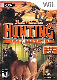 North American Hunting Extravaganza Wii, 2008