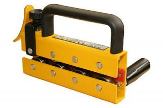 Groove bending machine tool ( Sheet metal brake bender folder )