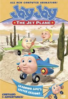Jay Jay the Jet Plane   Learning Lifes Little Lessons DVD, 2002