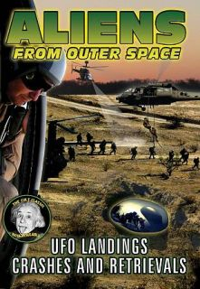 Aliens from Outer Space UFO Landings, Crashes and Retrievals DVD, 2011