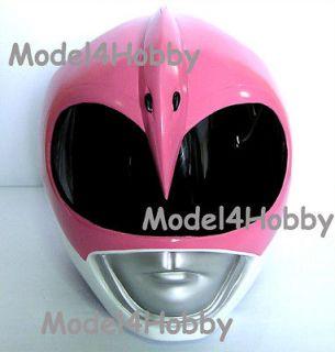 Cosplay Mighty Morphin Power Rangers PINK RANGER 1/1 Scale Helmet