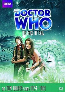 Doctor Who   The Face of Evil DVD, 2012