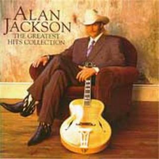 Greatest Hits Collection by Alan Jackson CD, Oct 1995, Arista