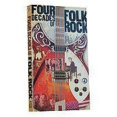 Four Decades of Folk Rock Box CD, Sep 2007, 4 Discs, Time Life Music