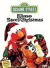 Sesame Street   Elmo Saves Christmas (DVD, 1997) FAST