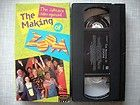 ZOOM   The Zoomers Video Special The Making of Zoom (VHS, 1999)