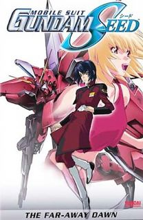 Mobile Suit Gundam SEED   Movie 2 The Far Away Dawn DVD, 2005