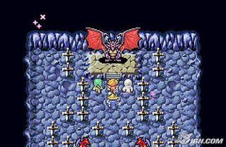Final Fantasy I II Dawn of Souls Nintendo Game Boy Advance, 2004