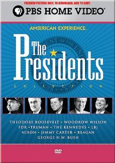 American Experience   The Presidents Collection DVD, 2008, 10 Disc Set
