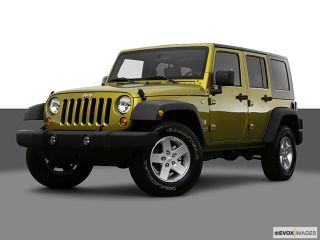 Jeep Wrangler 2008 Unlimited Sahara