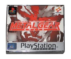 Metal Gear Solid Sony PlayStation 1, 1998