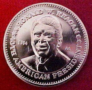 dbl eagle presidential commemorative coin ronald reagan