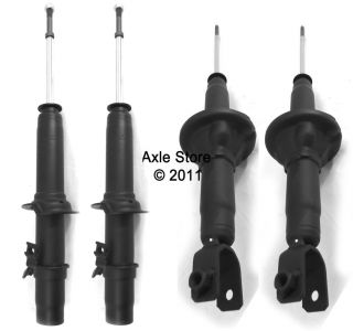 Shocks Struts FULL Set Front Rear Right Left New, #40028 (Fits 1994