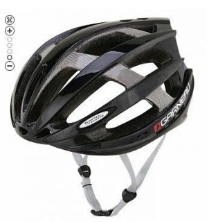 LOUIS GARBEAU Road Bike MTB Helmet QUARTZ Size L 59cm 62cm Black