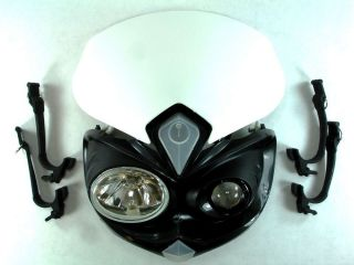 dirt pit bike headlight kit klx110 crf50 drz70 crf70 time