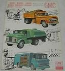 gmc 1974 trucks tractors sales brochure enlarge buy it now