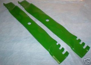 john deere gator mulch blades for 38 decks lt133 lt155