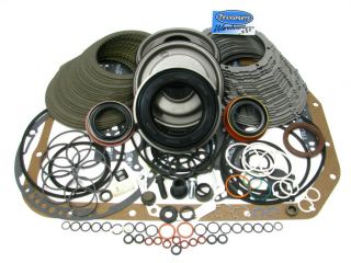 gm 4l80e overdrive transmission rebuild kit 1997 up time left