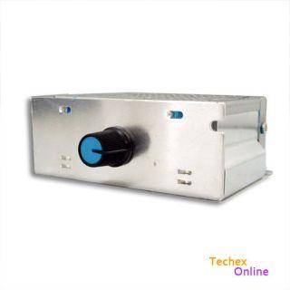 28V 30A DC Motor Speed Control PWM HHO RC Controller 12V 24V max