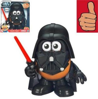 Mr Potato Head   Star Wars   Darth Tater   2012 Edition   Playskool