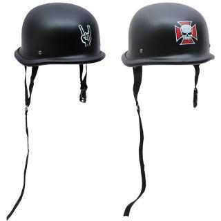 Novelty German Helmet, Novelty Helmet   bike or trike, German Helmet