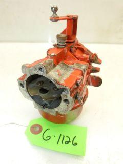 gravely 812 tractor kohler k301 12hp engine carburetor time left
