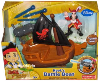 jake and the neverland pirates figures in TV, Movie & Character Toys