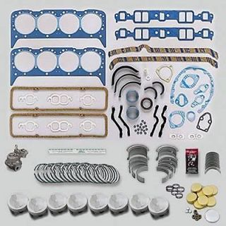 Fed Mogul Engine Rebuild Kit SBC 327 +.030 Bore  .020 Rods  .020