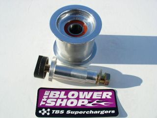 THE BLOWER SHOP SUPERCHARGER 4 DIA. IDLER PULLEY ASSEMBLY KIT