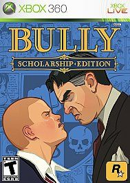 newly listed bully scholarship edition xbox 360 2008 time left