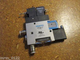 festo vadmi 95 ls p vacuum generator w ejector pulse