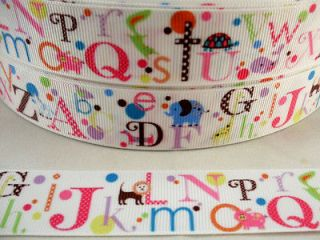 Newly listed 3/8 Animal Print Leopard Grosgrain Ribbon Crafts