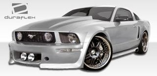 2005 2009 Ford Mustang Duraflex Eleanor Complete Body Kit w/ Hood