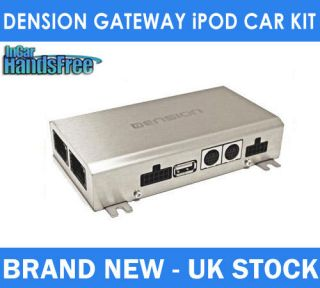 dension gateway 500 ipod car kit mercedes benz gw51mo2 time