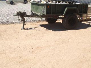 cargo trailer m101a3 cucv m998 hmmwv h1 military trailer time