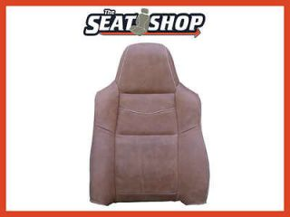 03 04 05 06 07 Ford F250 King Ranch Leather Seat Cover LH top