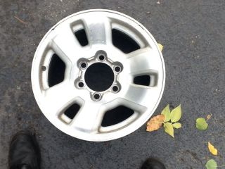 96 02 OEM Factory Toyota 4 Runner Tacoma 16 alloy wheel rim