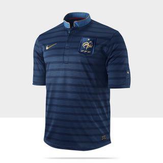 2012 13 FFF Replica Short Sleeve Mens Soccer Jersey 449680_405_A