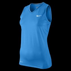Nike Pro Womens Fitted Training Tank Top